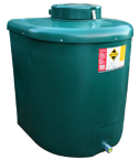 Compact bunded oil tank Ecosure 710