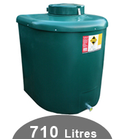Oil Tank 710 Litres